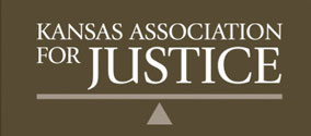 Kansas Association for Justice logo